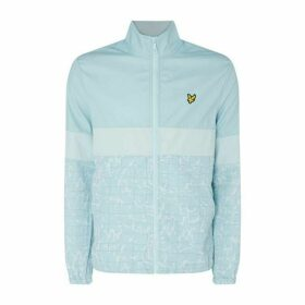 Lyle and Scott Lyle Printed Shell Jacket