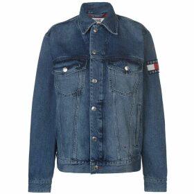 Tommy Jeans Oversized Trucker Jacket