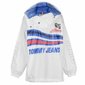 Tommy Jeans Hooded Racing Jacket