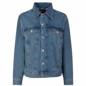 Tommy Jeans Logo Denim Jacket