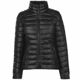 Salsa Leather Coat Womens