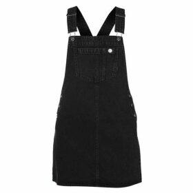 Dr Denim Womens Eir Pinafore Dress