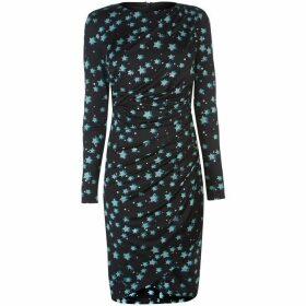 ISSA Megan Star Dress