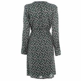 Velvet Chall Dress