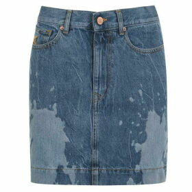 Vivienne Westwood Anglomania Denim Pencil Skirt