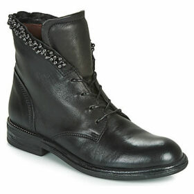 Mjus  PAL JEWEL  women's Mid Boots in Black