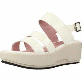 Stonefly  KETTY 8  women's Sandals in White