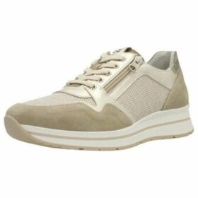 Nero Giardini  P907541D  women's Shoes (Trainers) in Brown