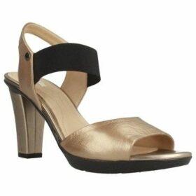 Geox  D JADALIS  women's Sandals in Gold
