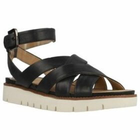 Geox  D DARLINE  women's Sandals in Black