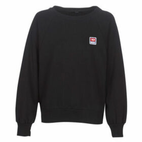 Diesel  HENNY  women's Sweatshirt in Black