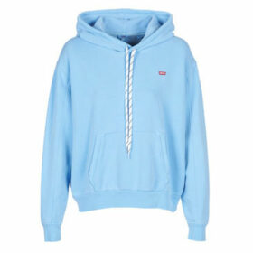 Levis  UNBASIC HOODIE  women's Sweatshirt in Blue