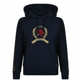 Tommy Jeans Hooded Sweatshirt - Blue