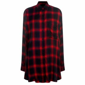 Kendall and Kylie Shirt - Red/Black