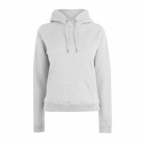 Jack Wills Collingdon Hoodie - Grey Marl 022