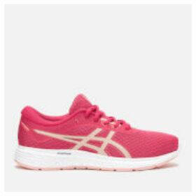 Asics Women's Running Patriot 11 Trainers - Rose Petal/Breeze - UK 8 - Pink