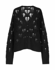 LOVE MOSCHINO KNITWEAR Cardigans Women on YOOX.COM