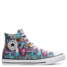 Tom and Jerry Chuck Taylor All Star High Top