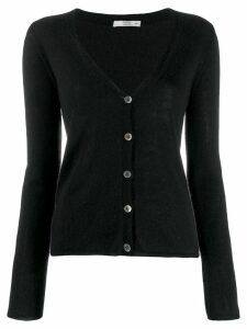 Prada Pre-Owned 1990's v-neck cardigan - Black