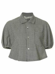 Comme Des Garçons Pre-Owned Short Sleeve Tops - Black