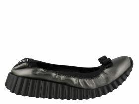 Salvatore Ferragamo Sneaker Slip On Con Fiocco Vara