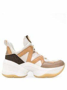 Michael Michael Kors MK Olympia sneakers - Neutrals