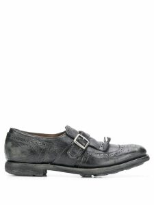 Church's Shanghai buckled loafers - Black
