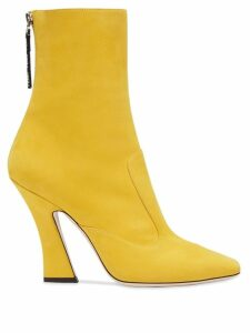 Fendi FFreedom ankle boots - Yellow