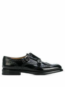 Church's perforated decoration monk shoes - F0aab