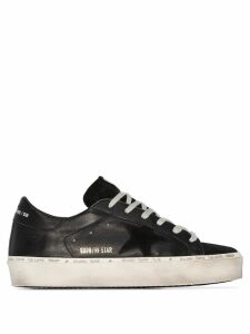 Golden Goose Hi Star low-top sneakers - Black