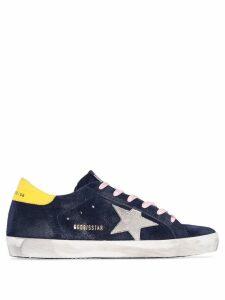 Golden Goose Superstar low-top sneakers - Blue