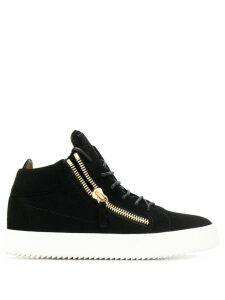 Giuseppe Zanotti hi-top sneakers - Black