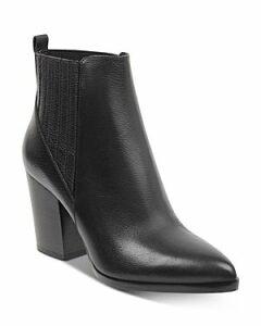 Marc Fisher Ltd. Women's Alva Stacked Heel Booties