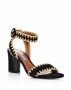 Tabitha Simmons Women's Leticia Block Heel Sandals
