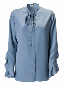 Etro Ruffled Detail Shirt