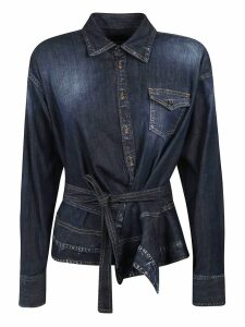 Dsquared2 Belted Shirt