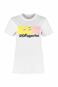 H2OFagerholt Printed Cotton T-shirt
