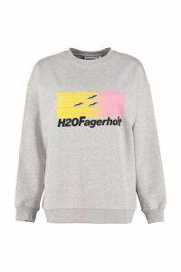H2OFagerholt Printed Crew-neck Sweatshirt