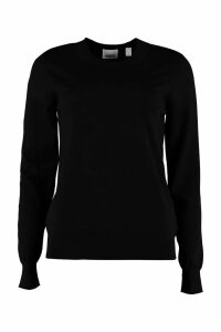 Burberry Crew-neck Wool Sweater