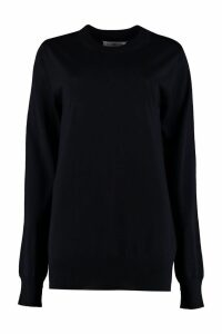 Maison Margiela Crew-neck Wool Sweater