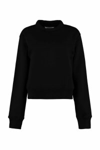 Maison Margiela Cotton Crew-neck Sweatshirt