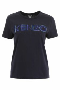 Kenzo T-shirt With Logo Embroidery