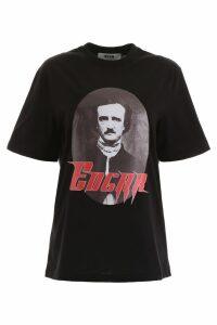 MSGM Edgar Allan Poe T-shirt