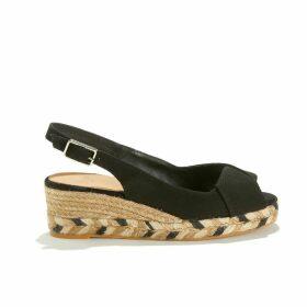 Brianda Espadrilles with Small Wedge Heel