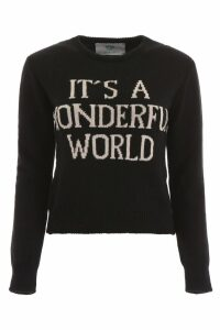 Alberta Ferretti Its A Wonderful World Pull