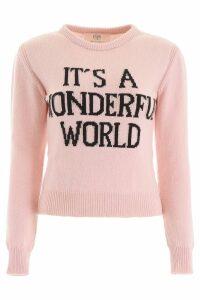 Alberta Ferretti Its A Wonderful World Pull