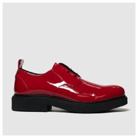 Red Or Dead Red Tony Flat Shoes