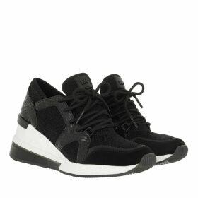 Michael Kors Sneakers - Liv Trainer Extreme Black - black - Sneakers for ladies