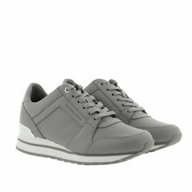 Michael Kors Sneakers - Billie Trainer Pearl Grey - grey - Sneakers for ladies