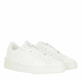 Valentino Sneakers - Rockstud Sneaker Untitled White - white - Sneakers for ladies